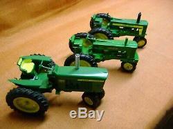 JOHN DEERE 60,620,3010 tractors, TOY TRACTOR PARTS, JOHN DEERE TRACTORS