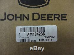 JOHN DEERE Genuine OEM PTO Clutch AM104238 for 420 430 Garden Tractors