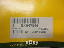 JOHN DEERE OEM Belt for 42 Snowblower GXH47846 on many 100 Series lawn tractors