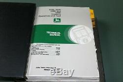 JOHN DEERE models 9100,9200,9300, and 9400 tractors TECHNICAL MANUAL TM1624