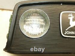 John Deere 110 112 120 140 H3 Tractor Head Light Panel Head Lights