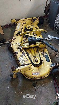 John Deere 14301 Lawnmower Mower Deck 670 770 tractors