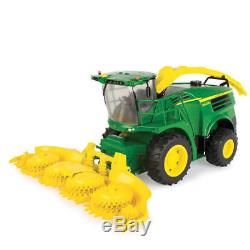 John Deere 1/16 Big Farm 8600 Self Propelled Forage Harvester/Tractor Toy/Kids
