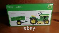 John Deere, 2001 Vintage Ertl Model 110 Lawn & Garden Tractor Still In Box, NEW