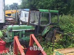 John Deere 3130 Tractor Breaking For Spares Cab Door