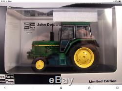 John Deere 3130 tractor 1/32 tracteur/ traktor 500 pieces toys farm