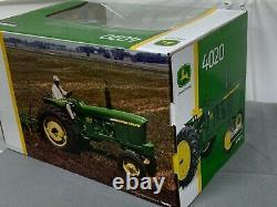 John Deere 4020 PRESTIGE 100 Years of Tractor 2018 Special Edition 116 Ertl NIB
