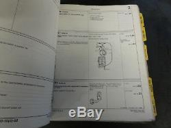 John Deere 4050 4250 4450 4650 4850 Tractors Technical Manual TM-1259