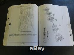 John Deere 4555 4755 4955 4560 4760 4960 Tractors Technical Manual TM1461