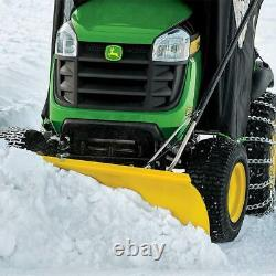 John Deere 46 Front Blade Tractors Attachment Outdoor Snow Removal Front Mount