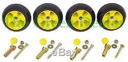 John Deere 48 and 54 Inch Gauge Wheel Set For 425 445 and 455 Tractors