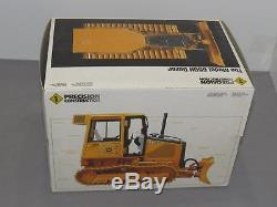 John Deere 650H Crawler Tractor Dozer #1 Precision UNOPENED Sealed ERTL 1/16