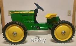John Deere 7020 4WD Pedal Tractor ERTL
