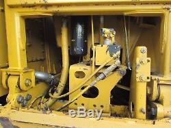 John Deere 750C Farm Tractor Crawler Dozer