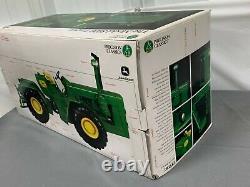John Deere 8020 Precision 4WD Tractor 116 Ertl Die-Cast NIB MINT