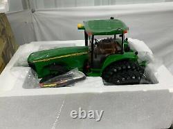 John Deere 8320 Farm Show Toy MFWD Tractor 116 NIB Ertl NICE 2003 Duals all Aro