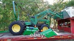 John Deere 955 4x4. (parting Out) Oil Cooler (only)