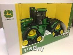 John Deere 9570RX 100 Year Anniversary of Tractor special edition on tracks
