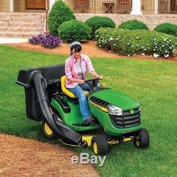 John Deere BG20776 Twin Bagger Bag Grass Collector 100 Series Tractor Mower 42in