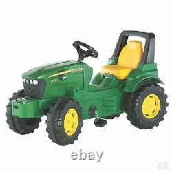John Deere Children's Pedal 7930 Tractor Kids Ride On Farm Toy