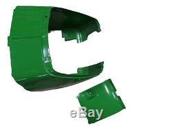 John Deere Compact Tractor Cowl Set LVU10567 LVU12349 4200 4300 4400 4500 46