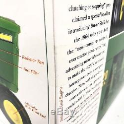 John Deere ERTL 1993 Power Shift 4020 Tractor 1/16 Precision Classics New Sealed
