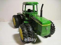 John Deere Farm Toy Tractor 8630 4 X 4 1/16 Ertl