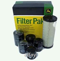 John Deere Filter Pak, 2032R/2038R SN-G 000001- Compact Tractors #LVA23615