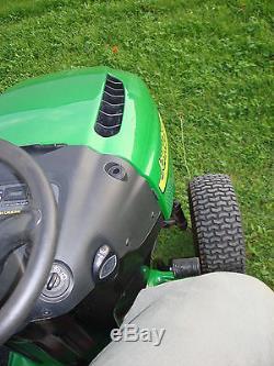 John Deere Front Bumper 100 Series Lawn Tractor L105 107 108 110 111 118 S240