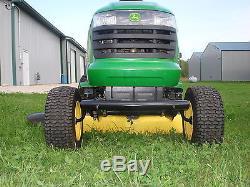 John Deere Front Bumper 100 Series Lawn Tractor LA100 110 115 125 130 135 140 67