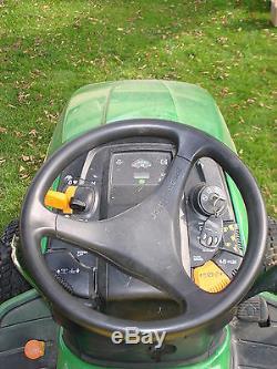 John Deere Front Bumper Lawn Tractor X300 X310 Series X500 X520 X530 X534 X540