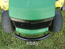 John Deere Front HITCH Bumper GT Series Lawn Mower Tractor GT242 GT262 GT275