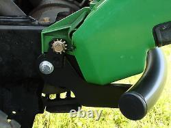 John Deere Front HITCH Bumper Lawn Mower Tractor LX173 LX176 LX178 LX186 LX188