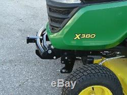 John Deere Front Hitch Bumper Lawn Tractor X300 X304 X310 X320 X324 X330 X340