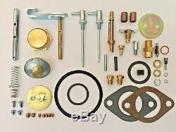 John Deere G Tractor Major DLTX 51 Big Nut Carburetor Repair Kit