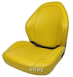 John Deere High Back Tractor Seat 3120 3320 3520 3720 4120 4200 4210 4300 4310