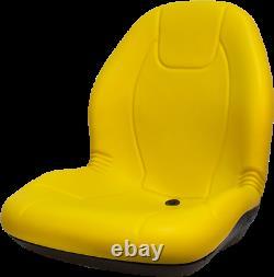 John Deere High Back Tractor Seat 4320 4400 4410 4500 4510 4520 4600 4610