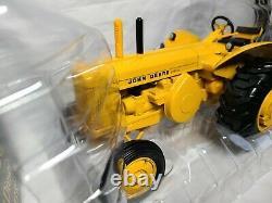 John Deere Industrial 820 Diesel Tractor ERTL 16163A 116 Scale Model NIB