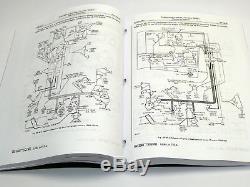 John Deere JD 350, JD350 Crawler Tractor Loader Technical Repair Service Manual