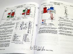 John Deere JD 450, JD450 Crawler Tractor Loader Technical Repair Service Manual