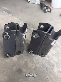 John Deere / Kubota Tractor Quick attach system / quick release system 8 set