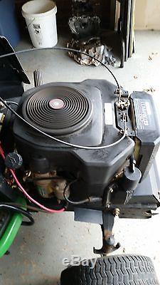 John Deere L130 Tractor / Mower Kohler Command 23hp Engine Cv23s