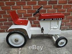 John Deere LGT Pedal Tractor Ertl Red Patio