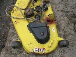 John Deere LT166 LT160 LT150 LT155 LT170 46 RIDING Mower Tractor Deck MULCHING