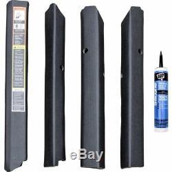 John Deere Late 40 Series Quick Fit Corner Post Kit 4040, 4240, 4440, 4640, 4840