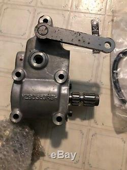 John Deere Mid pto kit for 4200,4300,4400 Utility Tractors BM19542, LBV25037 NOS