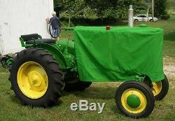 John Deere Model M, and MI Tractor Half Tractor Cover