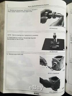 John Deere Models 670-770-870-970++ Tractors Technical Service Manual TM-1470