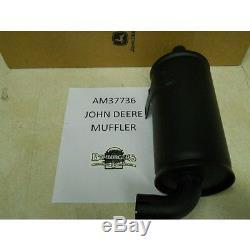 John Deere Muffler 314 tractors AM37736