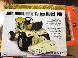 John Deere Patio Series Model 140 Garden Tractor/lawn Mower Set Of 4
